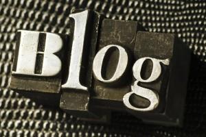 Blog me til I burst